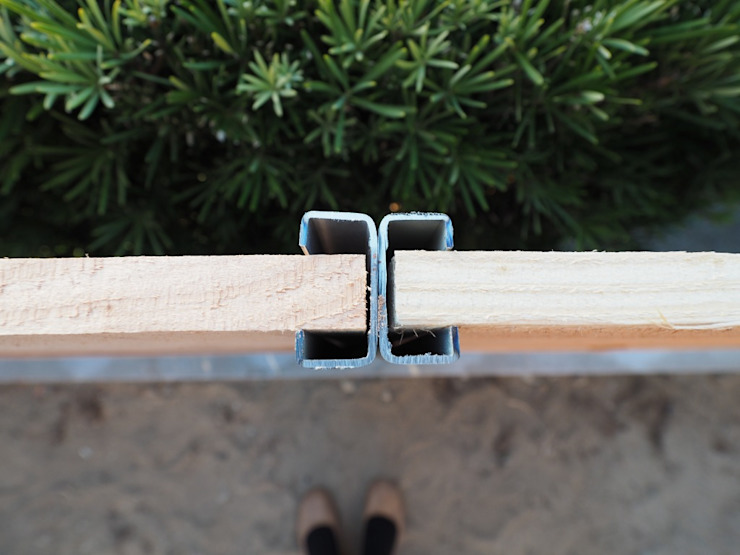 ai建築アトリエ 室內景觀 鐵/鋼