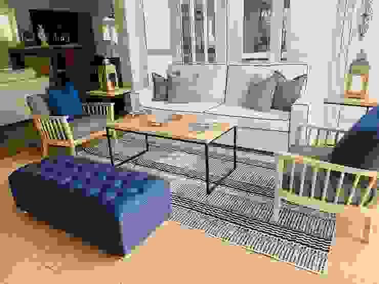 Lounge views CS DESIGN Modern Living Room
