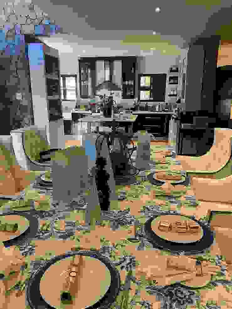CS DESIGN Modern Dining Room