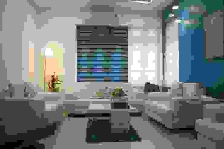 Drawing Room Pandya & Co. Living room