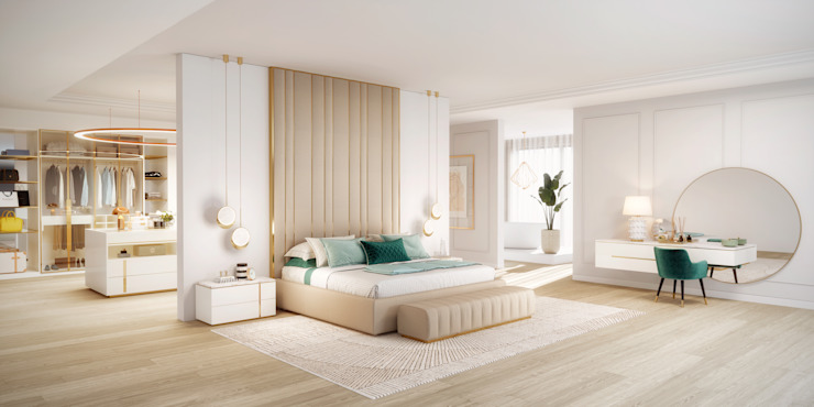 ByOriginal Modern style bedroom
