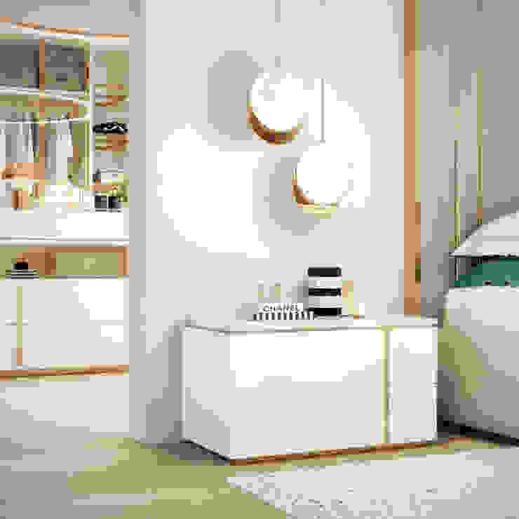 Mobiliário Detalhe ByOriginal Quartos modernos