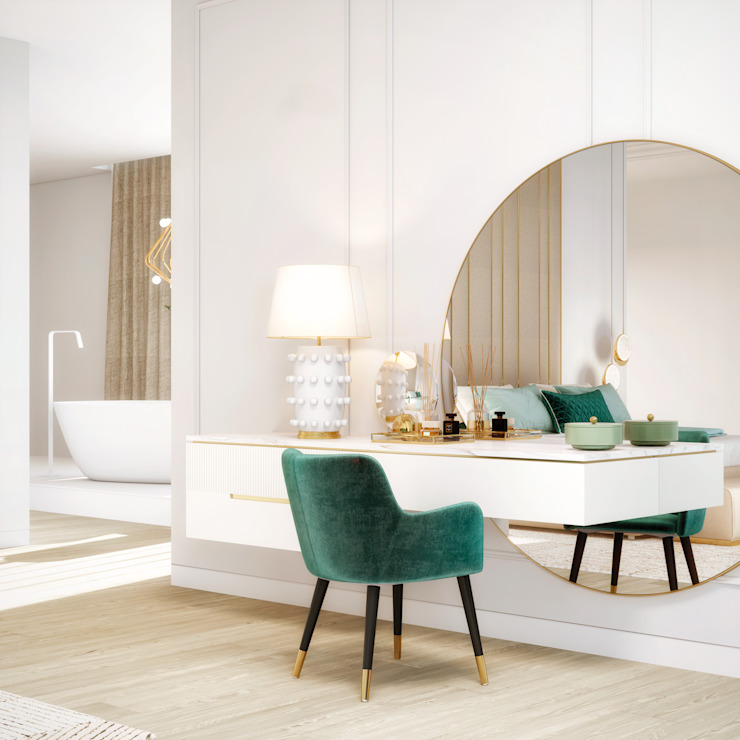 Suite ByOriginal Quartos modernos