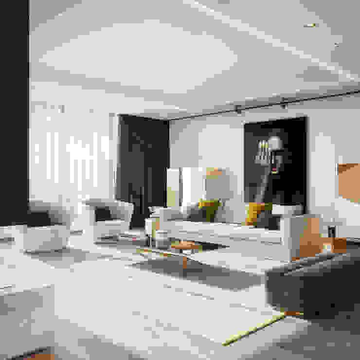 ByOriginal Salas de estilo moderno