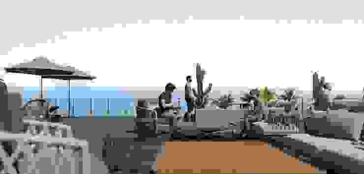 Propriété Générale International Real Estate Roof