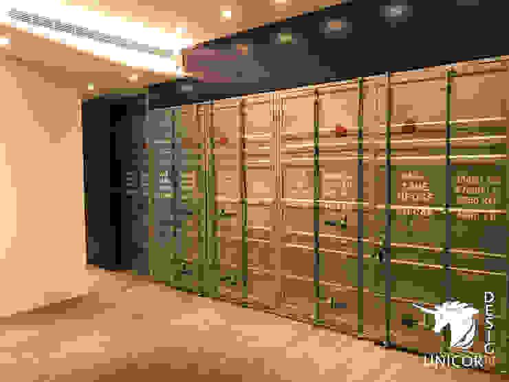 Unicorn Design Ausgefallene Ankleidezimmer