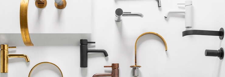 ICÓNICO 洗面所&風呂&トイレフィッティング
