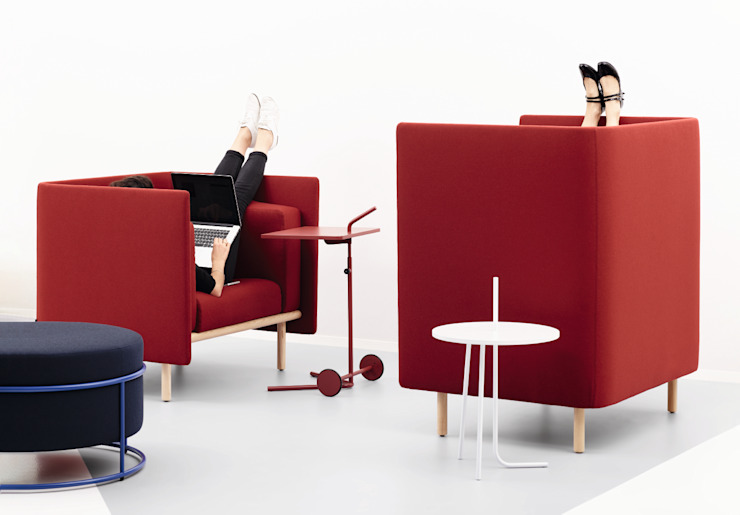 Floater Sofa & Sessel COR Sitzmöbel Helmut Lübke GmbH & Co. KG ArbeitszimmerStühle