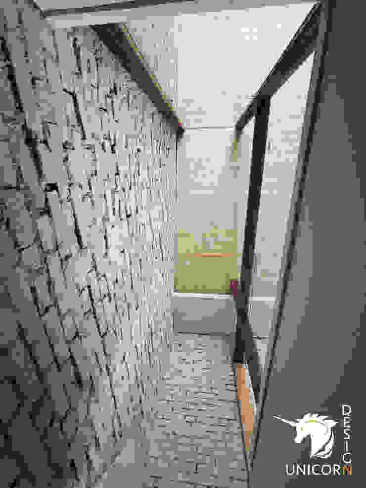 Unicorn Design Treppe