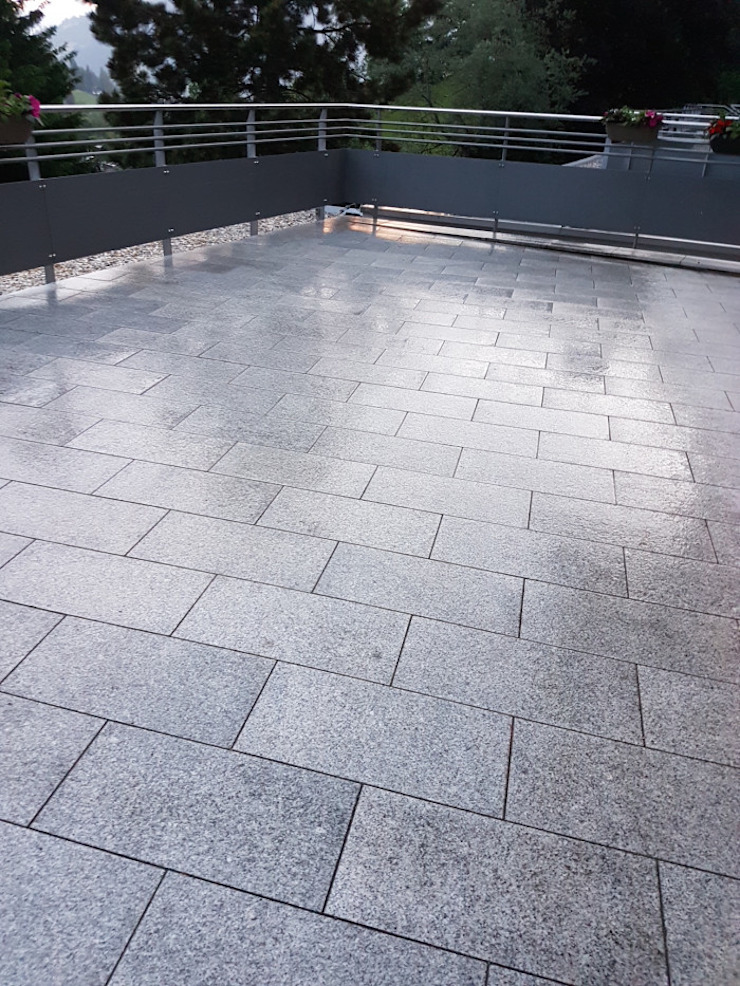 Granite Paving Slabs - Royale Stones Royale Stones Limited Garden Shed