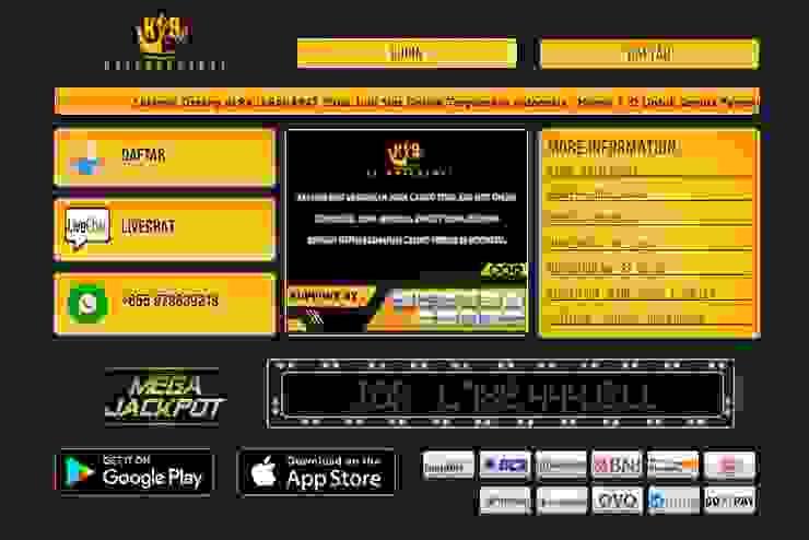 Kumpulan Daftar Situs Judi Slot Online Terpercaya 2021 Homify