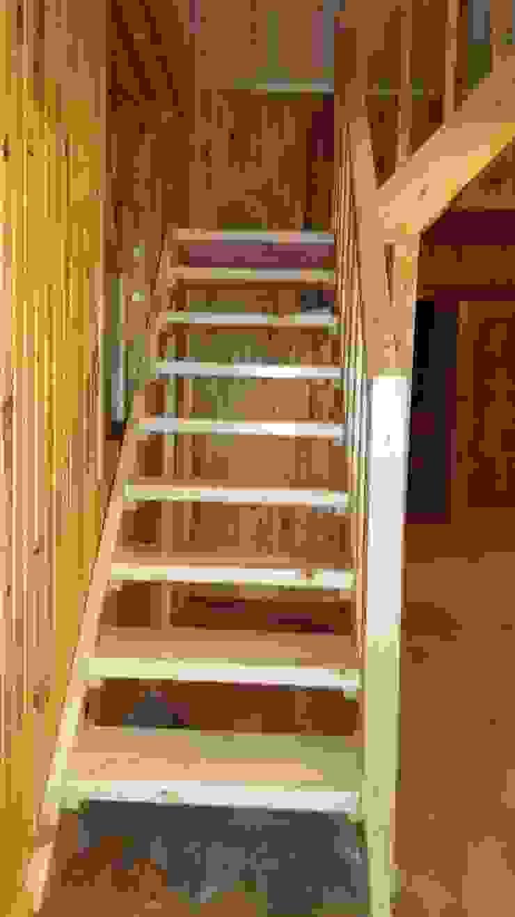 Gürsoy Kerestecilik Escalier Bois Effet bois