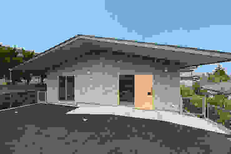 株式会社長野聖二建築設計處 Oficinas y tiendas de estilo moderno