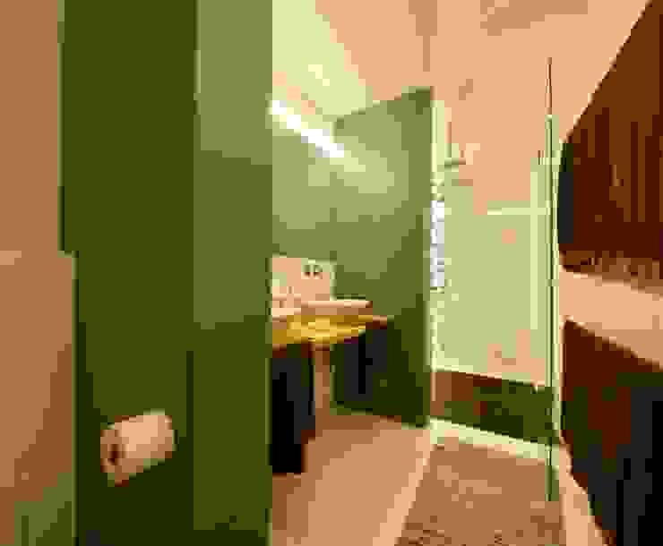 3rdskin architecture gmbh 浴室 Multicolored
