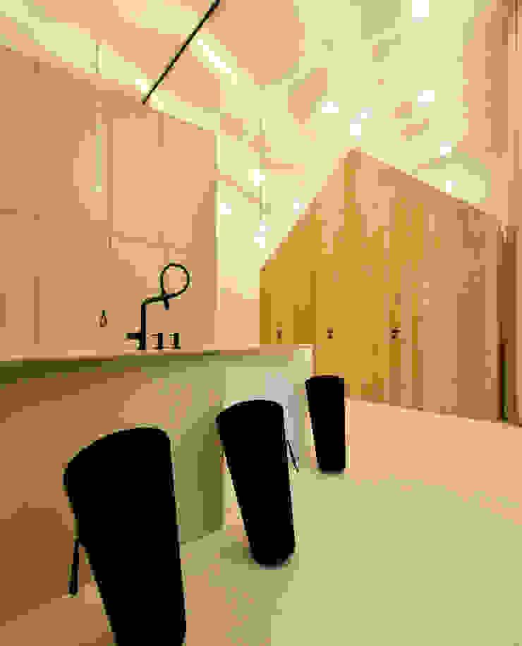 3rdskin architecture gmbh Kitchen units
