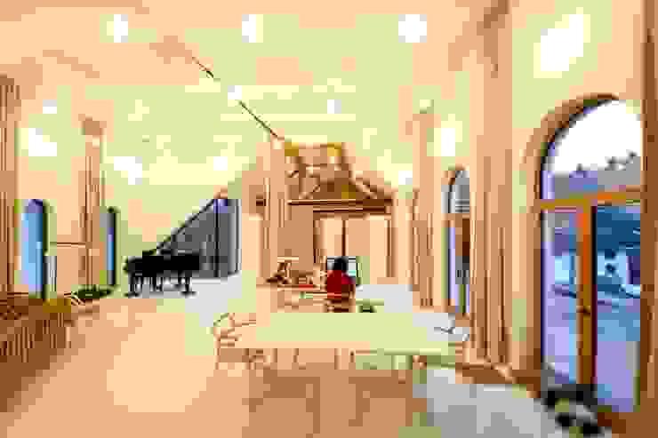 3rdskin architecture gmbh 書房/辦公室