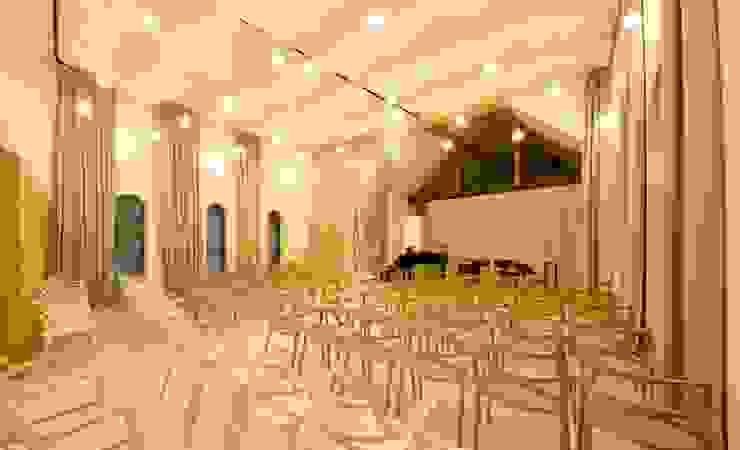 3rdskin architecture gmbh Media room