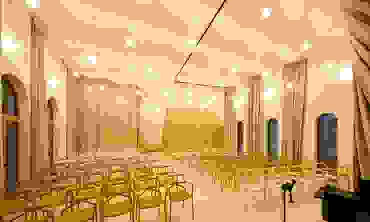 3rdskin architecture gmbh 視聽室