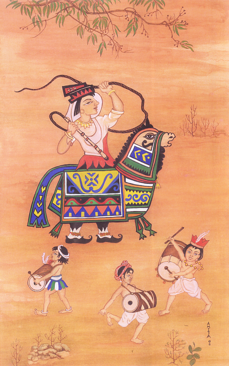 In Tune Indian Art Ideas ArtworkPictures & paintings