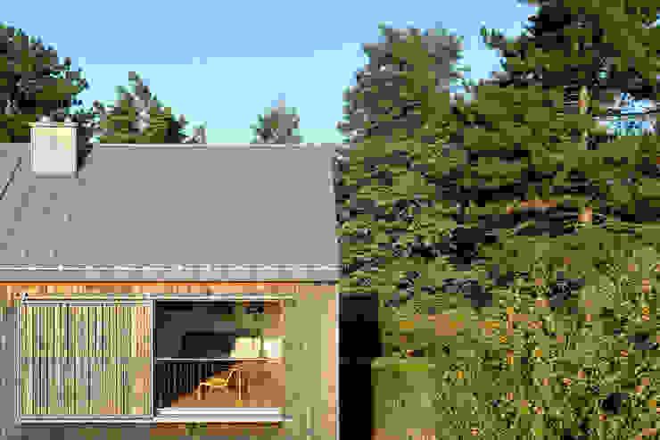 Architekturfotografie Tim Voelter Дерев'яні будинки