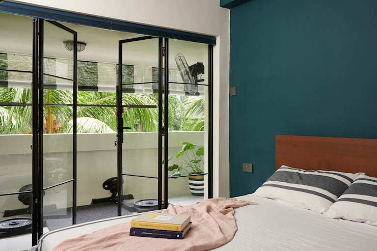 Moh Guan Eightytwo Modern style bedroom