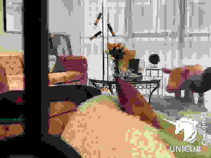 Unicorn Design Ausgefallene Wohnzimmer