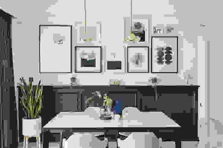 Quinterra Eightytwo Modern dining room