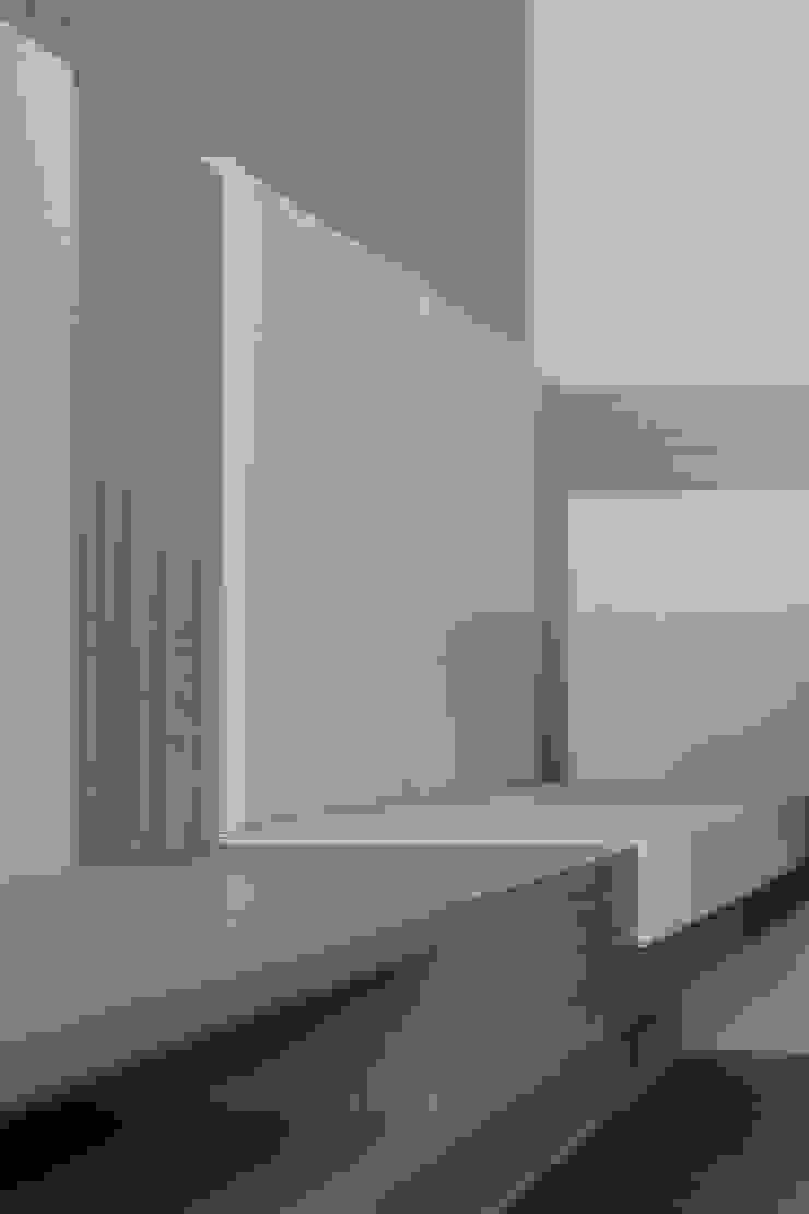 樓中樓 | 餐廳座椅 有隅空間規劃所 Scandinavian style dining room Wood White