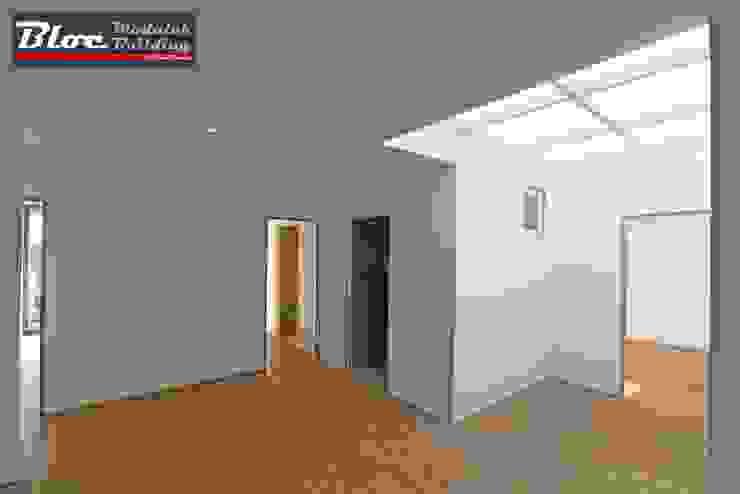 BLOC - Moradia T4 140m2 BLOC - Casas Modulares Moradias Branco