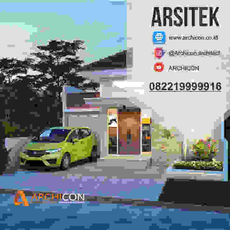 Jasa Arsitek Bandung   Jasa Desain Rumah Bandung   Jasa Desain Interior Bandung   Kota Bandung   Jasa kontraktor Bandung Archicon Architect Kolam renang halaman Batu Tulis Brown