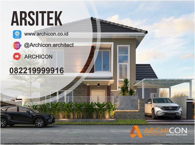 Jasa Arsitek Bandung   Jasa Desain Rumah Bandung   Jasa Desain Interior Bandung   Kota Bandung   Jasa kontraktor Bandung Archicon Architect Kolam Renang Besi/Baja Purple/Violet