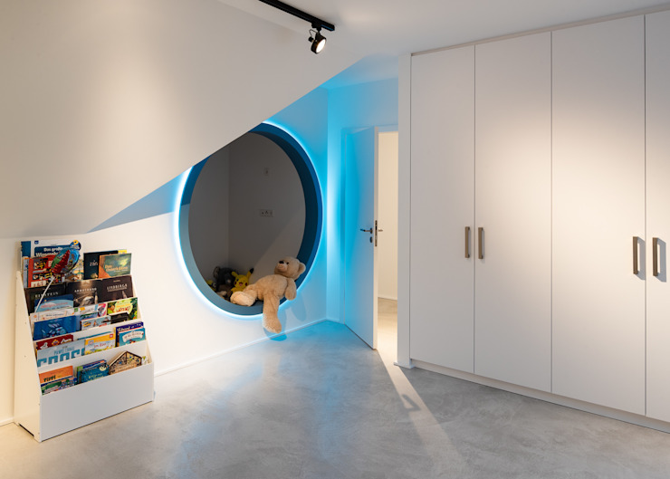 schulz.rooms Modern nursery/kids room