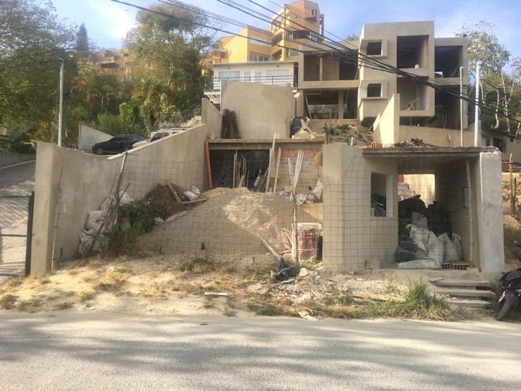 Avance de Obra MARATEA estudio Casas unifamiliares