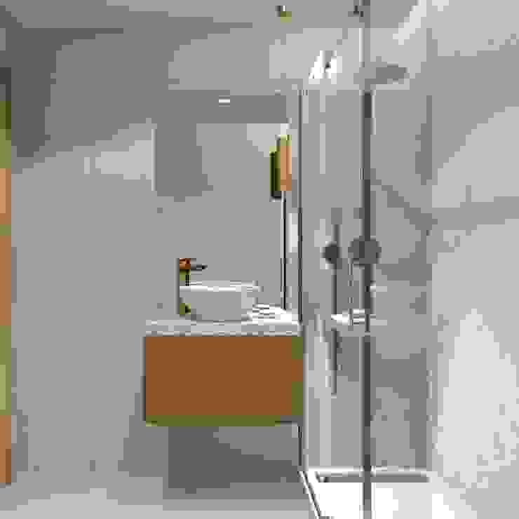 Janine Martins - Consultora Imobiliária | Arquitecta | Home Staging Kamar Mandi Modern