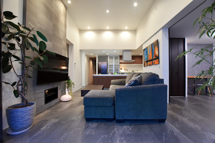 Style Create Modern living room