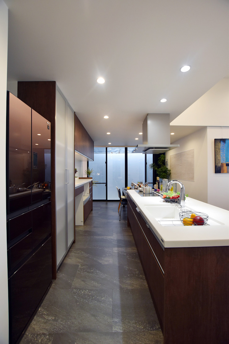 Style Create Built-in kitchens