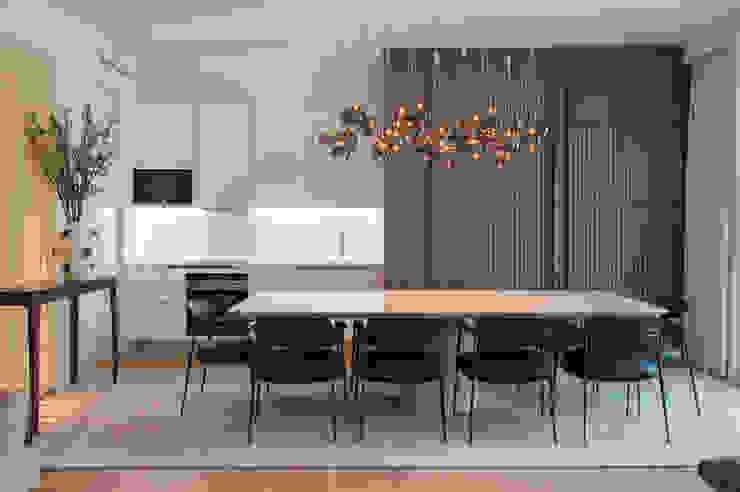 Sala de Jantar Atelier Renata Santos Machado Salas de jantar modernas