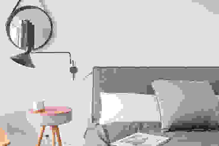 Ana Chernykh Photography Camera da letto in stile scandinavo