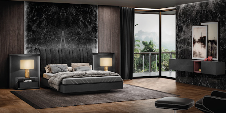 Farimovel Furniture ห้องนอนเตียงนอนและหัวเตียง