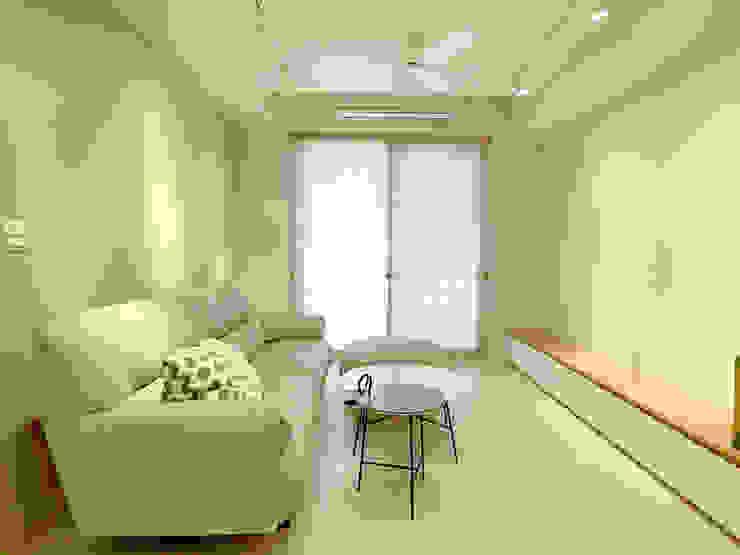 MSBT 幔室布緹 Salas de estilo minimalista Beige