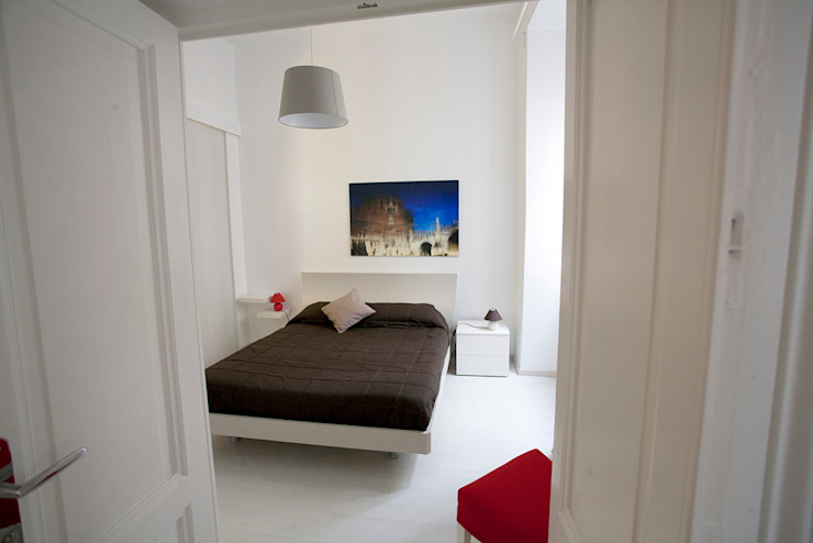 Pamela Tranquilli Hotels Wood White