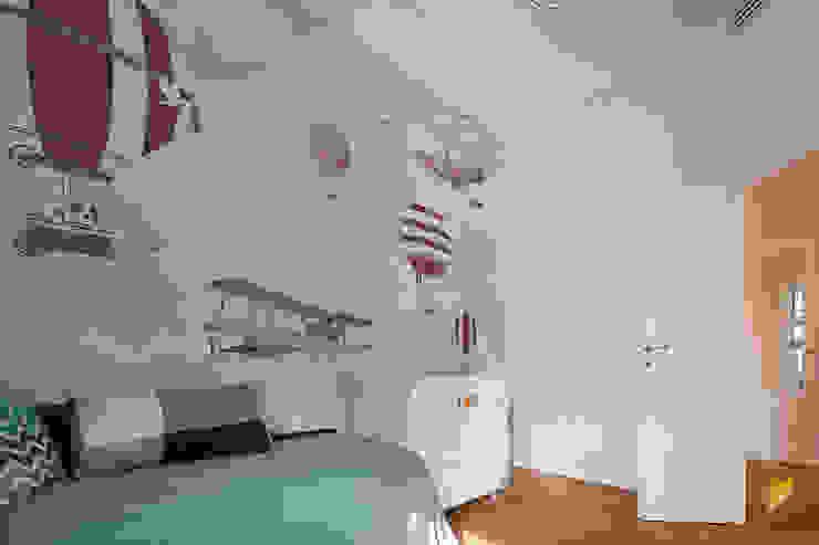 Dettaglio stanza dei bambini Gruppo Castaldi   Roma Cameretta neonato