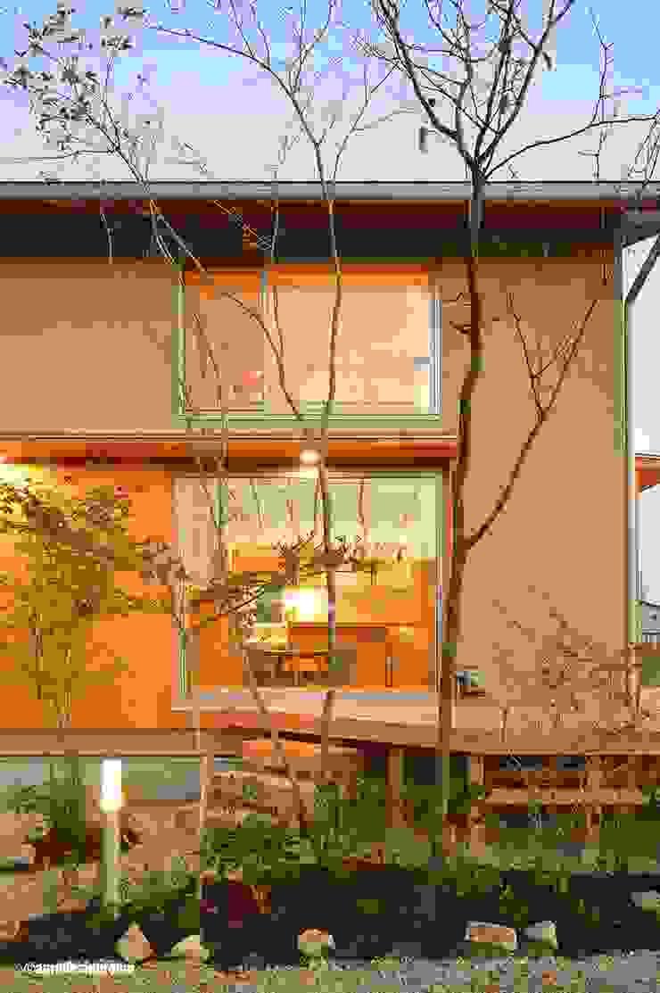 アグラ設計室一級建築士事務所 agra design room บ้านและที่อยู่อาศัย