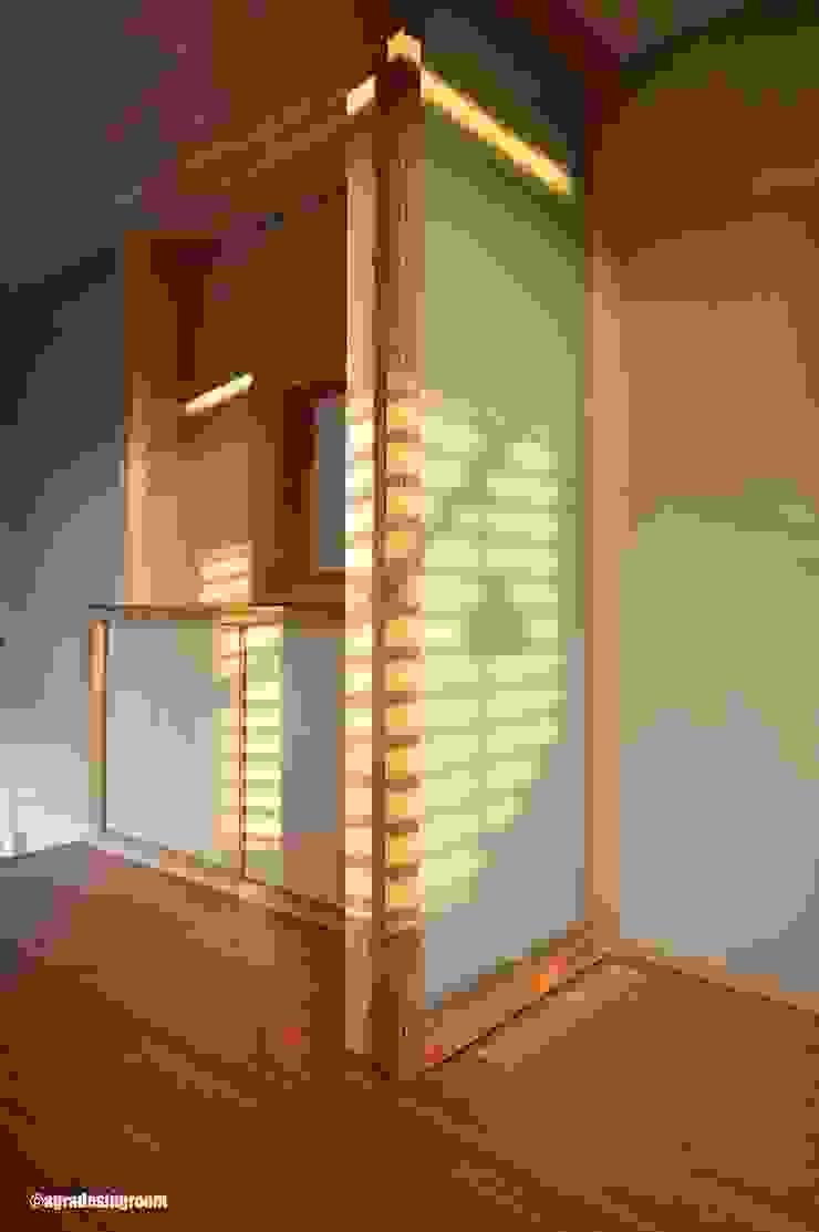 アグラ設計室一級建築士事務所 agra design room ประตู