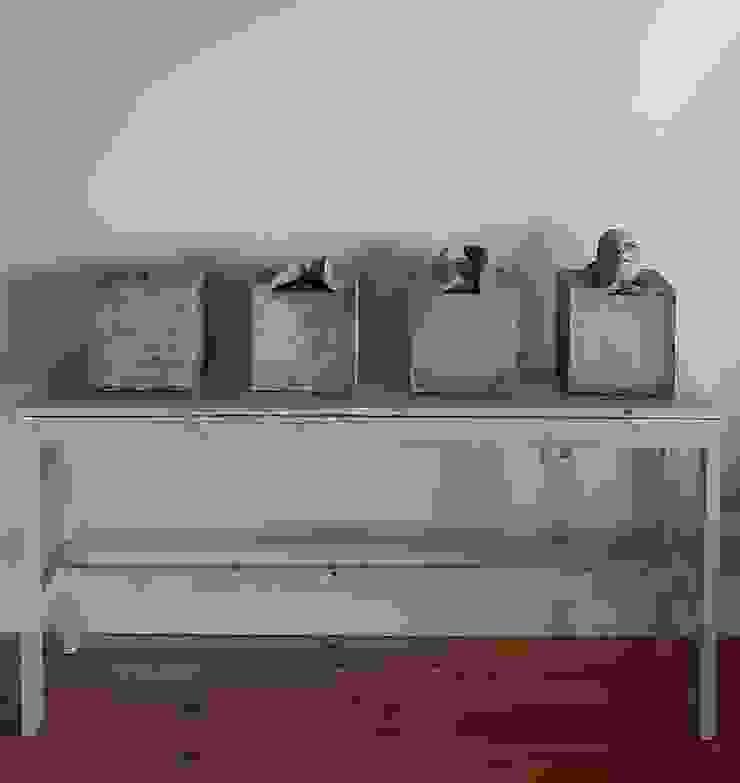 Renato Fernandes - arquitetura ArtworkSculptures Parket Wood effect