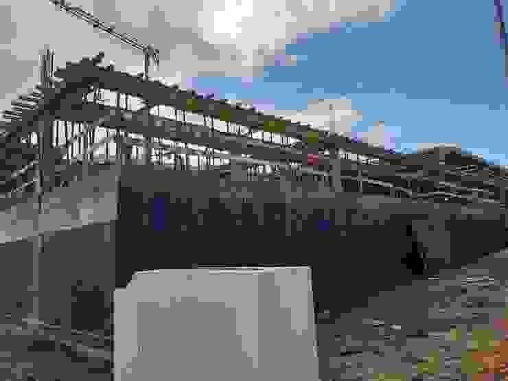 Fase de Construção - Estrutural TERRALAVANDA - Unipessoal, Lda.