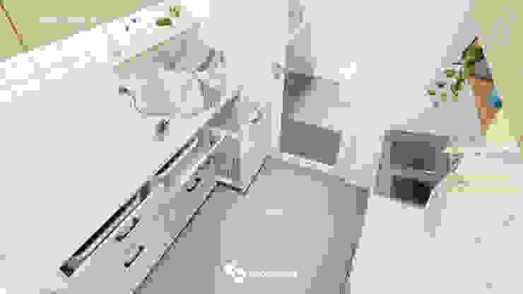 SARAÈ Interior Design VestidoresArmarios y cómodas Contrachapado Blanco