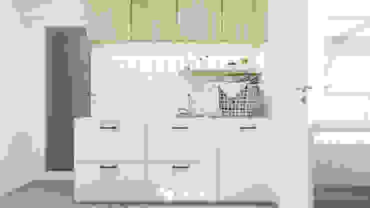 SARAÈ Interior Design ВбиральняЗберігання