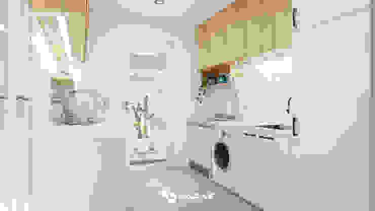 SARAÈ Interior Design Коридор, коридор і сходиЗберігання