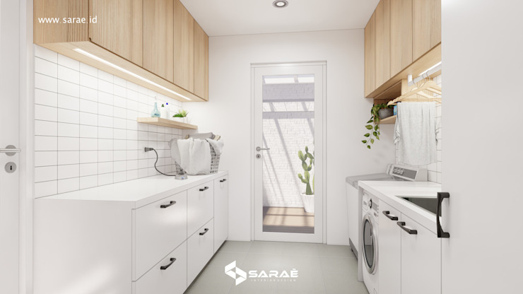 SARAÈ Interior Design VestidoresAlmacenamiento